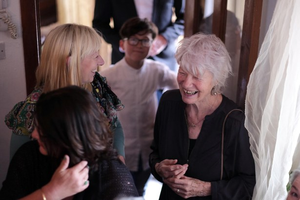 Irene Robson and Patricia Hurl