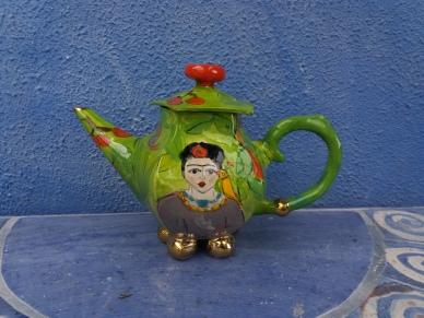 Frida Kahlo teapot