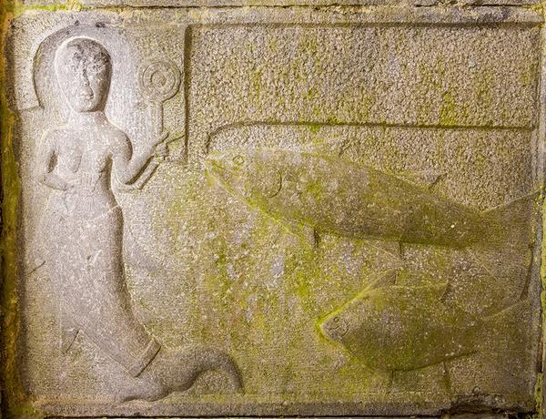 Mermaid of KilcooleyAbbey