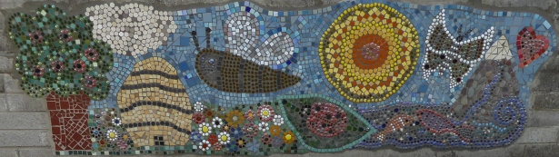 Story of Life mosaic with Twomileborris NS